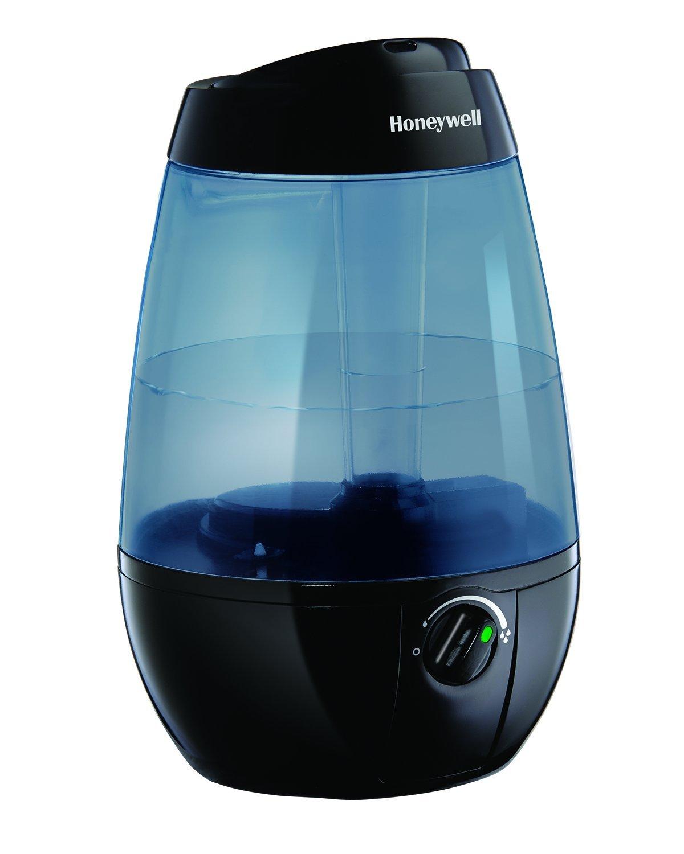 Honeywell HUL520WC Ultrasonic 0.5-Gallon Cool Mist Humidifier