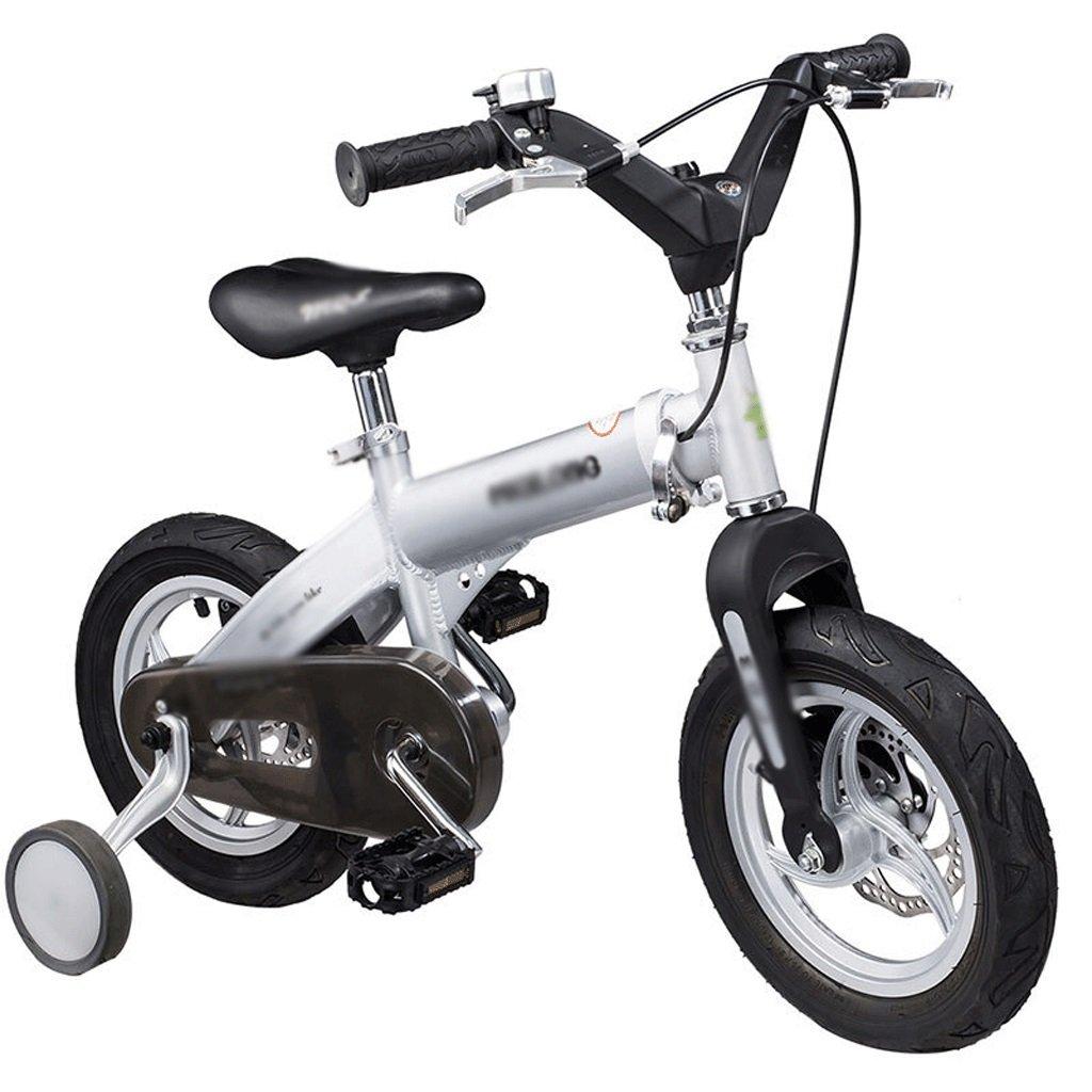 子供の自転車子格納式自転車オスとメス12 /14 /16インチ子Bicyclesパウダー – Retractable – ダブルディスクブレーキ- - - - - - - B07F6F22F2 14 inch