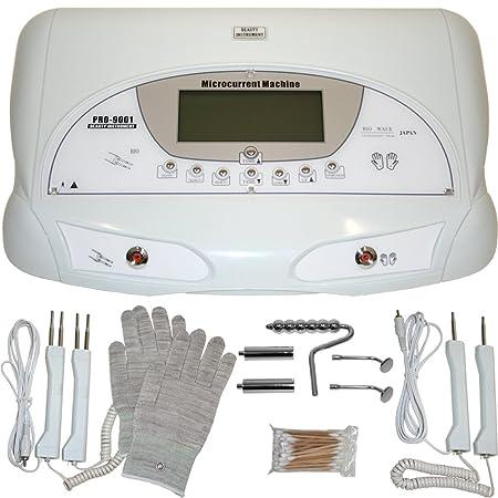 2 in 1 Digital Bio Lift MicroCurrent Machine & Magic Hands Bio Massage Facial Machine