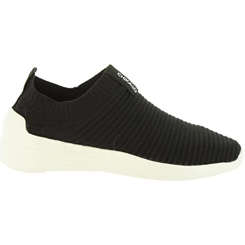 Chika10 - Zapatillas Petete 01 negro Mejor vendido Venta Ebay Descuento de liquidación Gran descuento Mejor precio barato de venta ci5Ucv4i