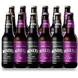 Cerveza Artesanal Minerva Stout-IPA Cervexxa Beerpack 12