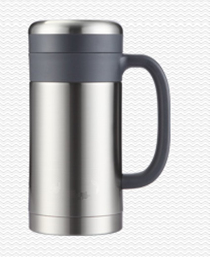 Vakuum Cup High Grade 304 Edelstahl Edelstahl Edelstahl Vakuum Tee Tasse Gürtel Griff B074JXHFDP Flachmnner Räumungsverkauf 320c5e