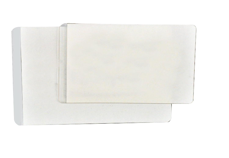 OfficeID - Bolsas autoadhesivas para laminado con sellado sellado con en frío Paquete de 100 unidades. Varios tamaños. A6 Size - 117 X 160 9866f5