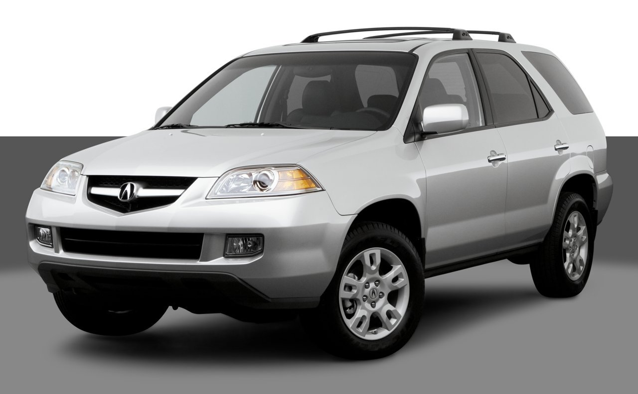 2006 acura mdx reviews images and specs. Black Bedroom Furniture Sets. Home Design Ideas