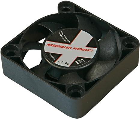 Xilence Fan XPF40 WhitBox - Ventilador DC (40 x 40 x 1 cm, 12 V ...