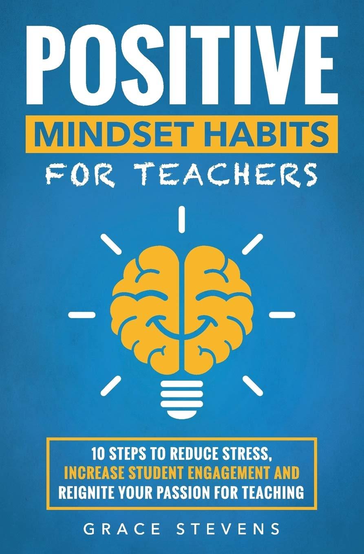 Positive Mindset Habits Teachers Engagement product image