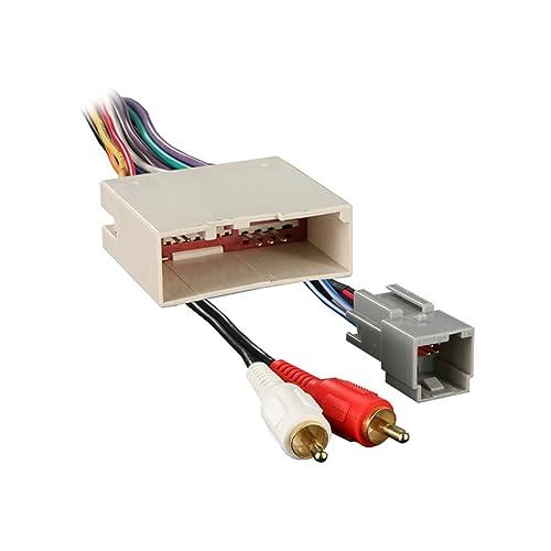 61CORK-mQCL._SR500,500_ Radio Wiring Metra Harness Xterra on john deere, for ram r2,