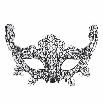 ONE-K Mask Máscara Encaje Máscara de Halloween Mascarada ...