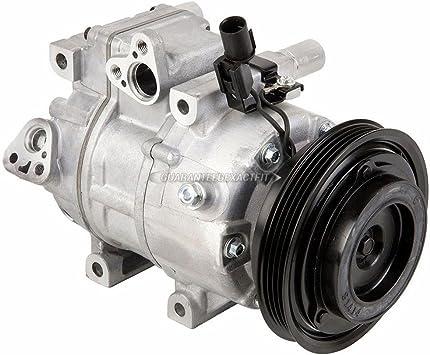 AC Compressor fits 2007-2012 Hyundai Elantra N157307 1YW