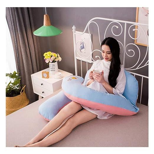 Almohada Mujer Embarazada Apoyo para Dormir Almohada ...