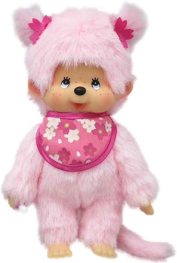 Amazon.es: Monchhichi 24289 muñeca - Muñecas (Rosa, Femenino ...