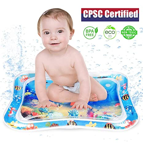 Valigrate Coj/ín Inflable patted Inflable del coj/ín del Agua del coj/ín patted del beb/é para los ni/ños