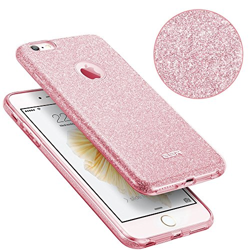 coque iphone 8 paillette esr