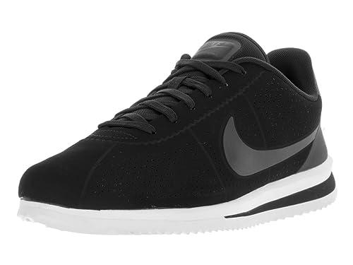 fcfc51bd8 Nike Men's Cortez Ultra Moire Competition Running Shoes, (Black/White 001),