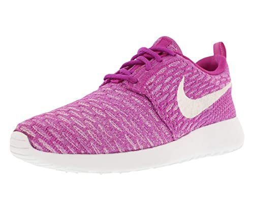 the best attitude 20e30 2d6c0 Womens Nike Rosherun Flyknit Trainers 704927 500 UK 3 EUR 36 US 5.5