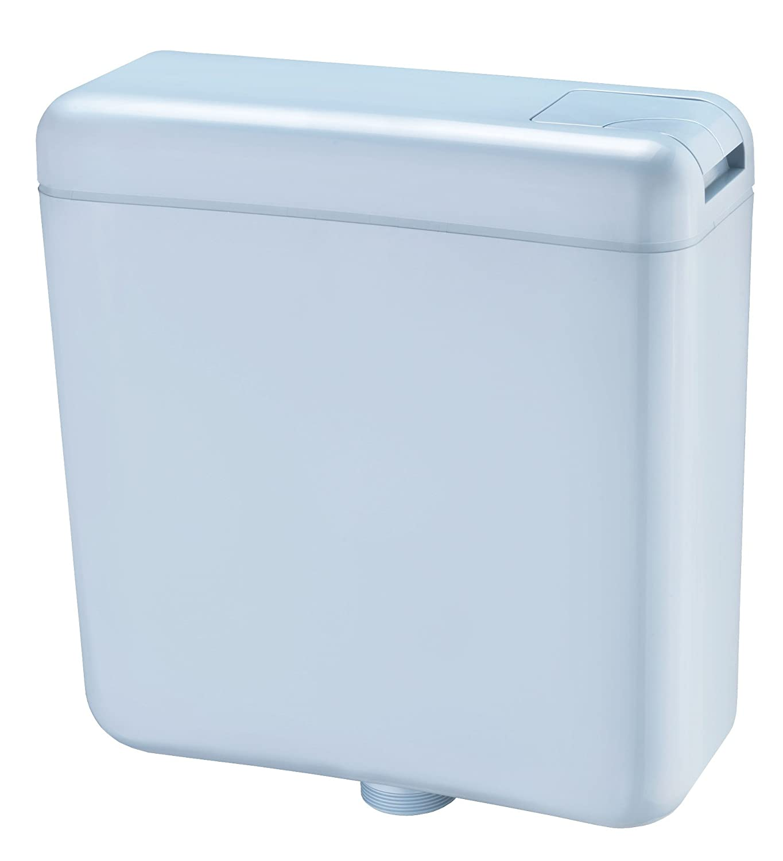 Toilette Aufputzsp/ülkasten Cornat Sp/ülkasten TRITON SPK1125 bermuda Toilettensp/ülung Badezimmer Zweimengensp/ülung