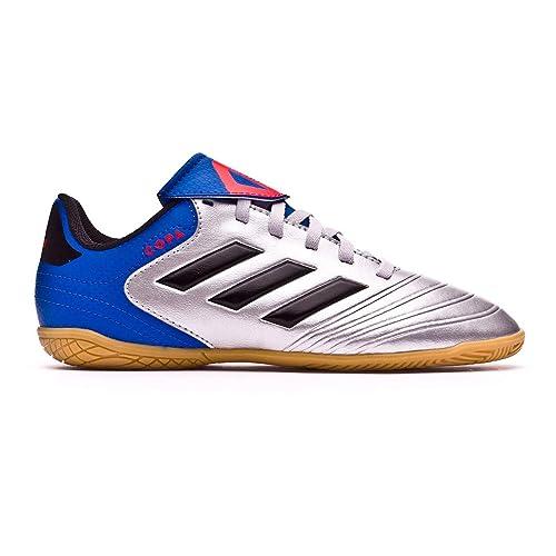 Adidas Copa Tango 18.4 In J, Zapatillas de fútbol Sala Unisex para Niños: Amazon.es: Zapatos y complementos