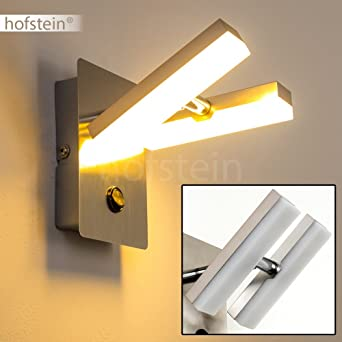 Lampada da Parete LED Design Moderno - Applique Spot LED con ...