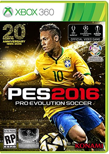 Pro Evolution Soccer 2016 - Xbox 360 Standard Edition (Xbox 360 Games Football 2015)
