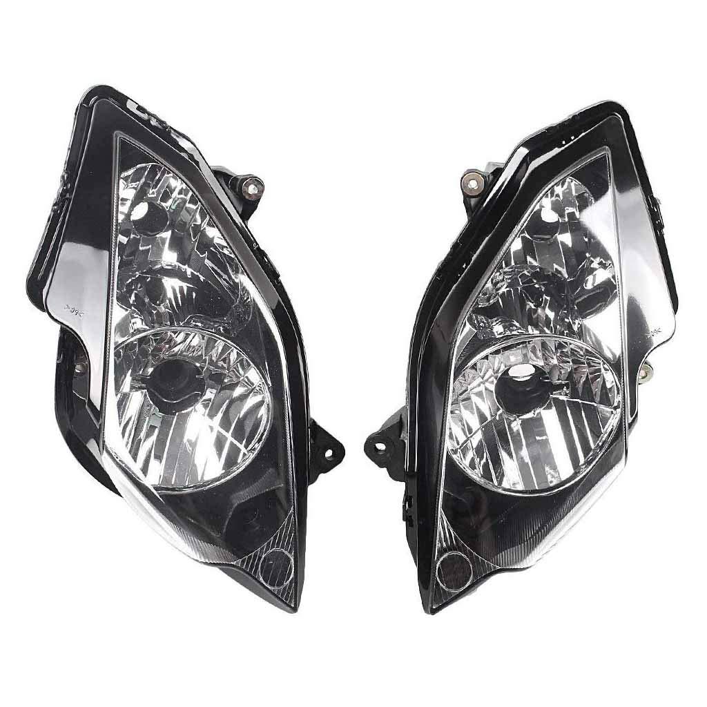 オートバイ フロント ヘッドライト ヘッドランプ Honda VFR800 2002-2012 B07K8GG5PW  Honda VFR800 2002-2012