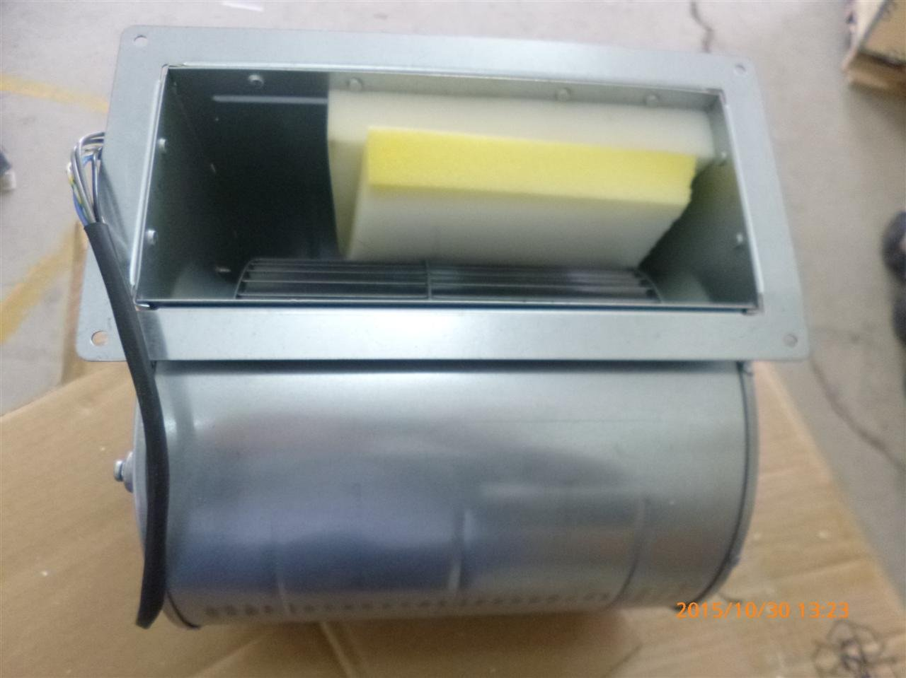 D2E146-AP47-C3 230V 300/330W 1.31/1.45A 8uF 400VDB M2E068-EC IP44 ABB Inverter Fan by SunnyStar (Image #3)