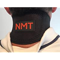 Neck Wrap by NMT ~ Pain Relief for Women and Men, Sleep Apnea, Arthritis, Migraine...