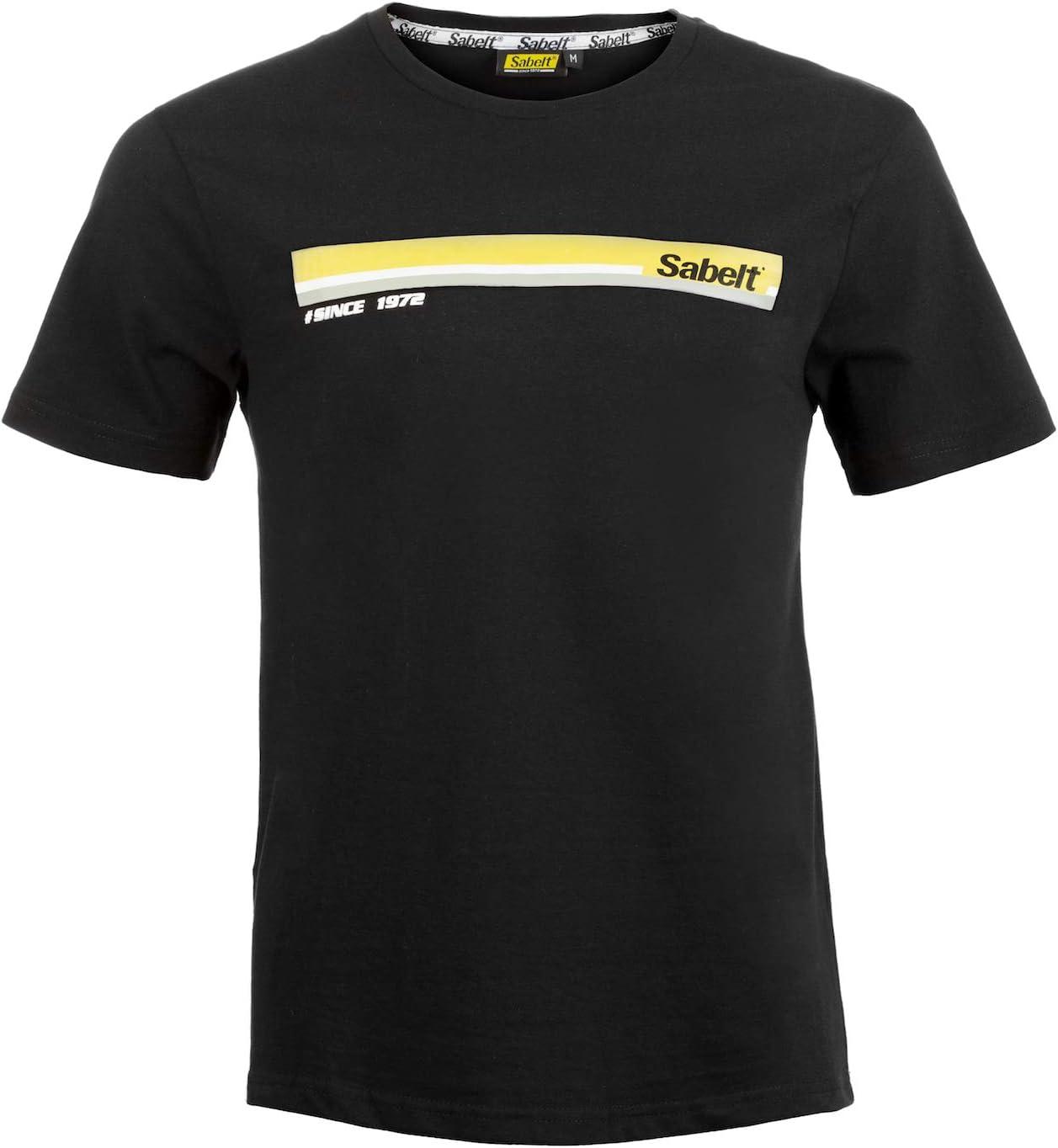 Sabelt Tshirt #1972 Design Black L