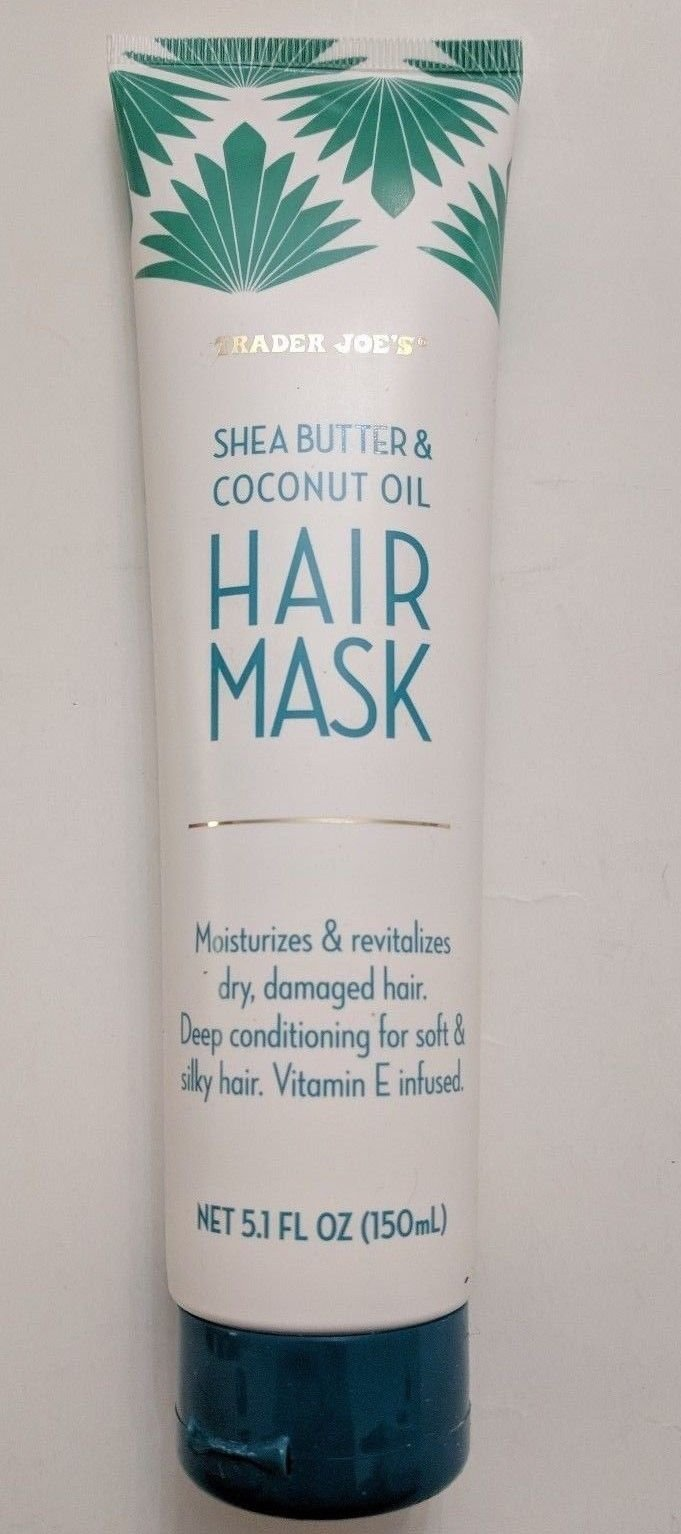 Trader Joe's Shea Butter & Coconut Oil Hair Mask