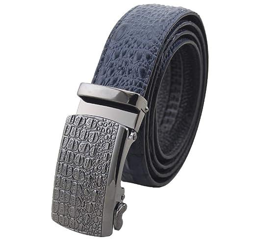 Mysterious Direct Cinturones Hombre Cuero Cinturón Vintage ...