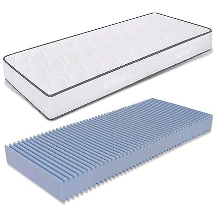 Materasso singolo fuori misura in Water Foam per letto singolo ...