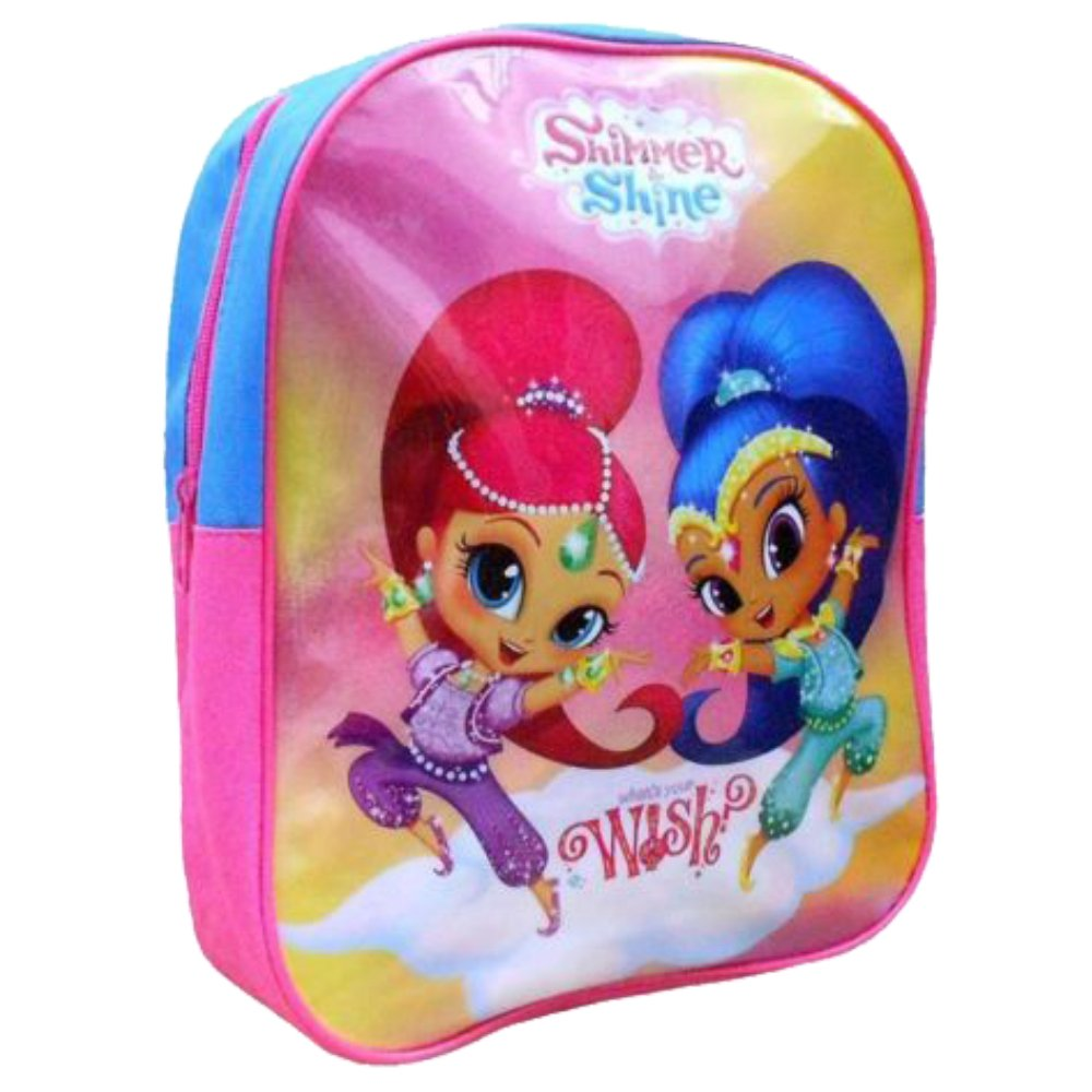 Kids Shimmer and Shine Mochila Infantil, 31 cm, Rosa: Amazon.es: Equipaje