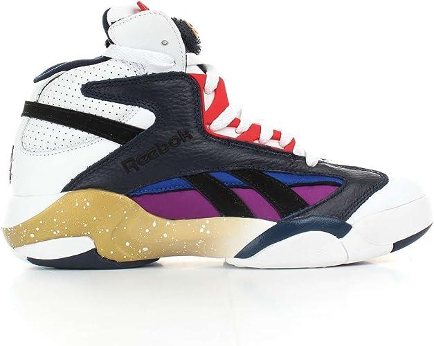 Reebok - Shaq Attaq - BD4595 - Size: 43.0: Amazon.es: Zapatos y ...