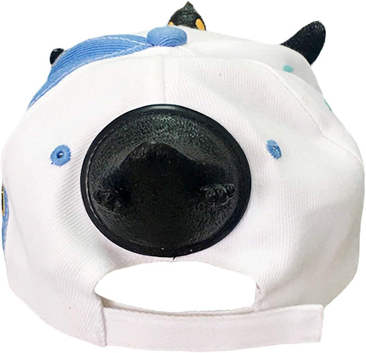 Fierce Dinosaur Childrens Sun Protection Casual Baseball Adjustable Hat Cap