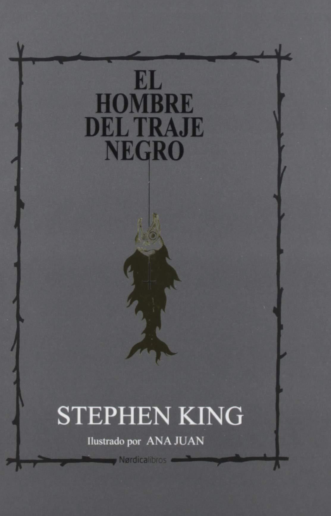 El hombre del traje negro (edición cartoné) [Próxima ...