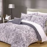 North Home Plymonth Duvet Cover Set King