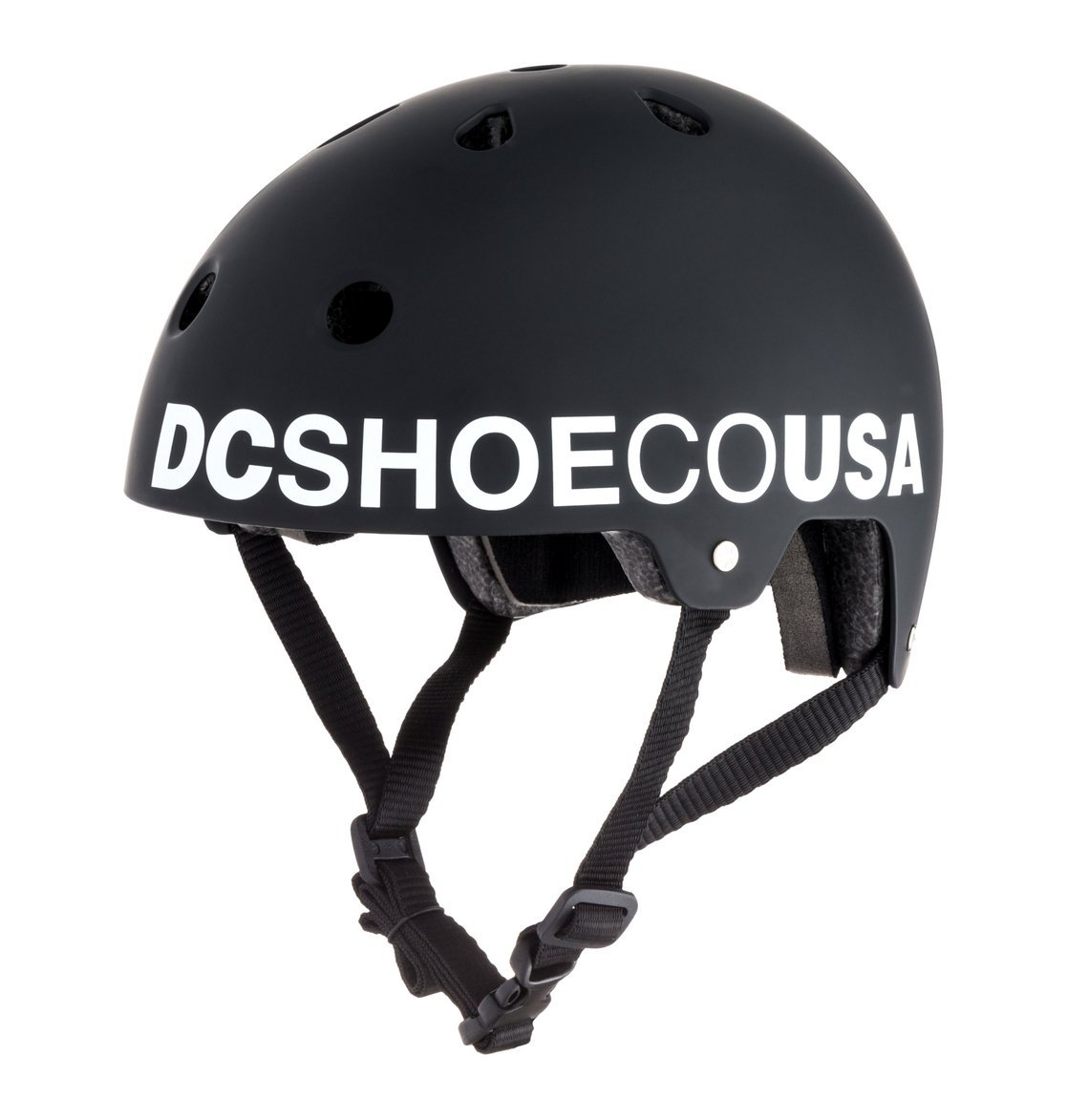 Casco Skate DC DTBES011 Negro Size 56 CM DC SHOE USA