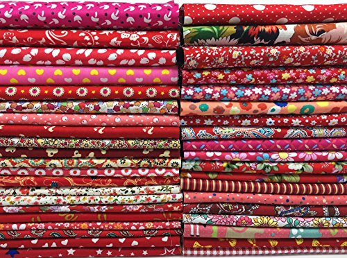 Quilt Cotton Fabric Applique - 2