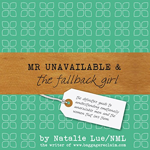 Mr Unavailable and the Fallback Girl cover