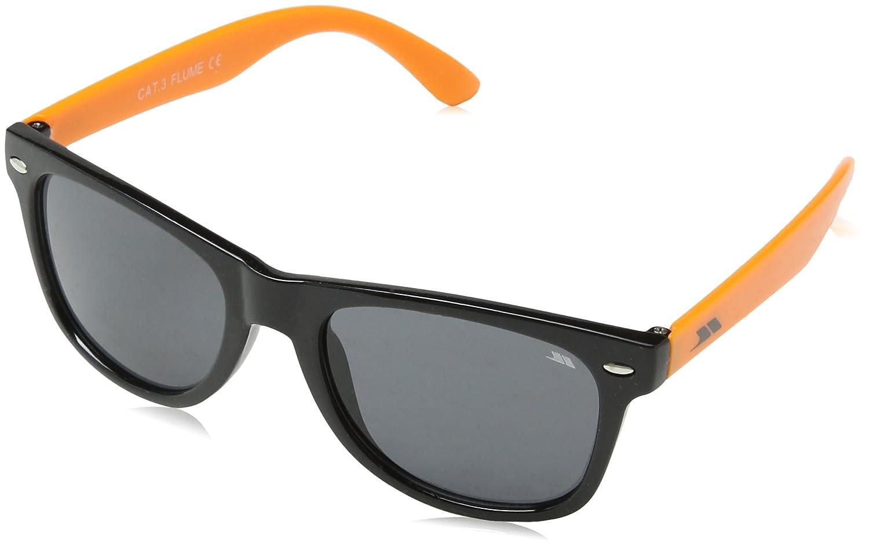 95c6067bf999 Trespass Flume, Black/Orange, Sunglasses with UV Protection & Cloth Bag /  Category 3 Lenses, Black: Amazon.co.uk: Sports & Outdoors