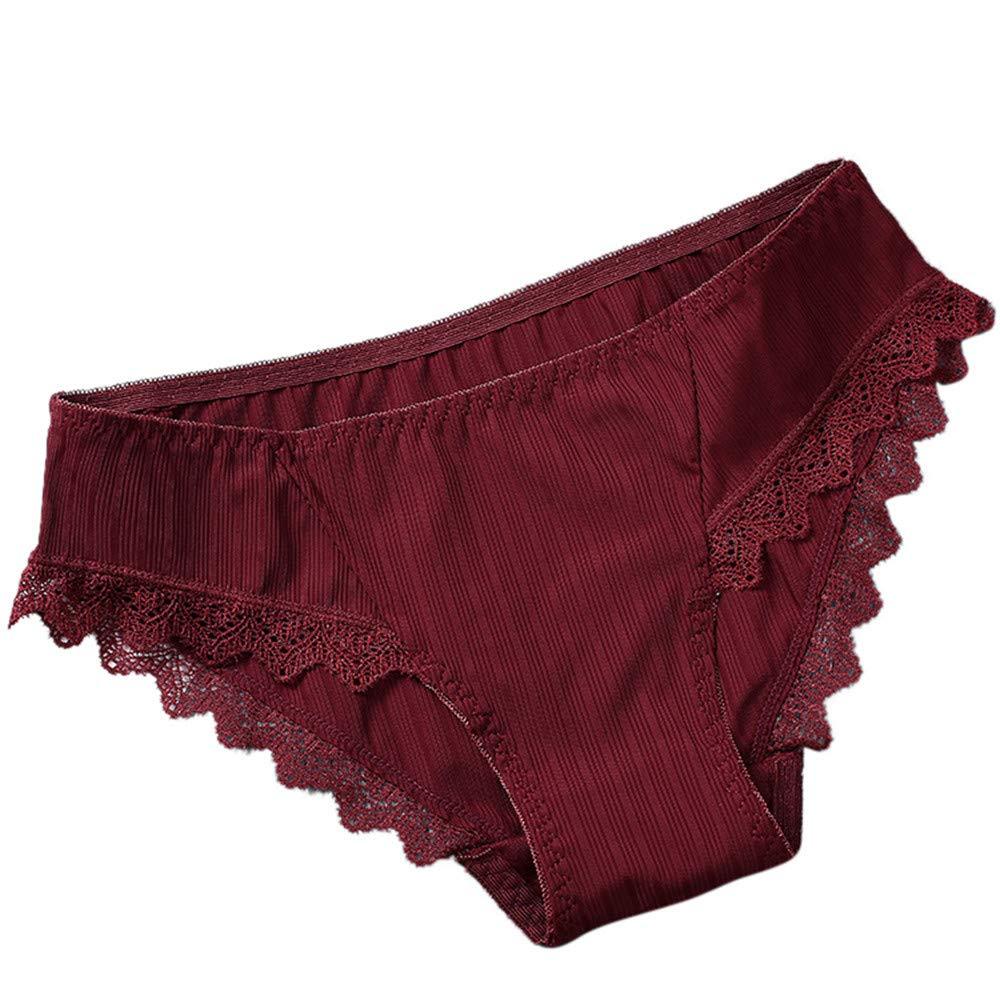 JERFER Casual Fashion Women Invisible Underwear Thong Cotton Nylon Gas Seamless Crotch