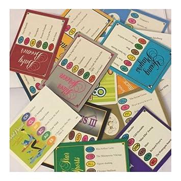 1000 Trivial Pursuit Cards YOU PICK 10 Decks Of 100 Cards Trivia Quiz Questions
