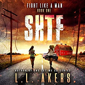 Fight like a Man: A Post Apocalyptic Thriller Audiobook