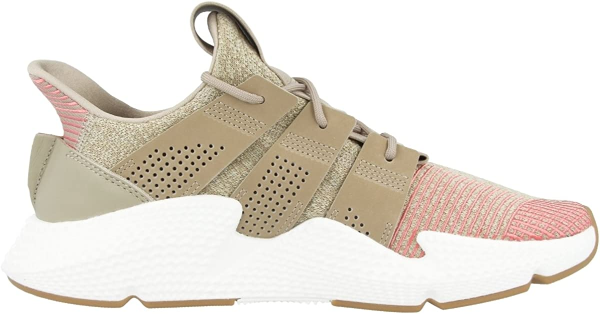 adidas Prophere, Sneakers Basses Homme Trace Khaki-trace Khaki-chalk Pink (Cq2128)
