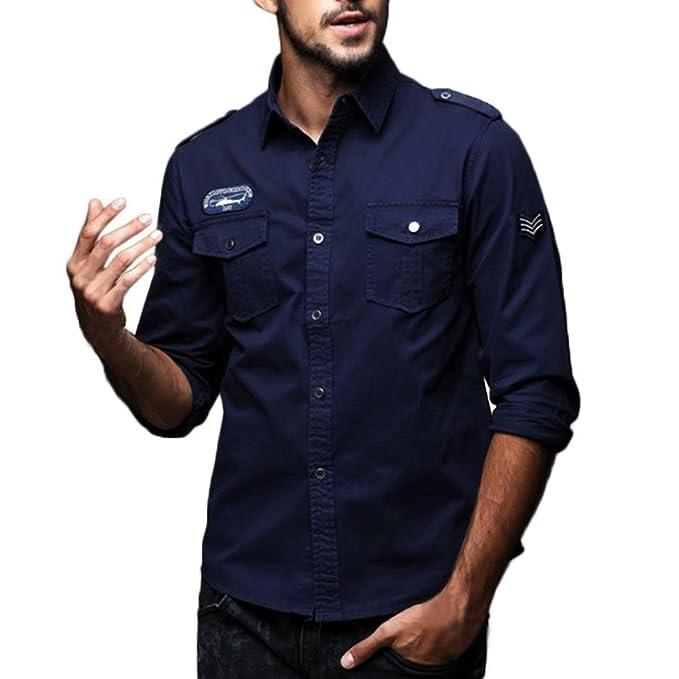 7ae038775 Camisas Hombre