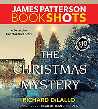 the christmas mystery a detective luc moncrief story - Christmas Mystery Books