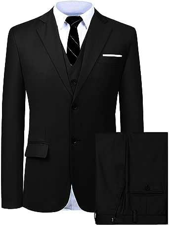 Wemaliyzd Womens Slim Fit Herringbone Tweed Blazer Jacket Single Coat