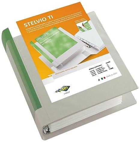 Amazon.com: Sei Rota Stelvio TI 50 A4 4D - Archivador ...