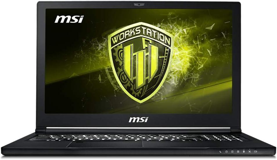 MSI WS63 8SJ-018 15.6