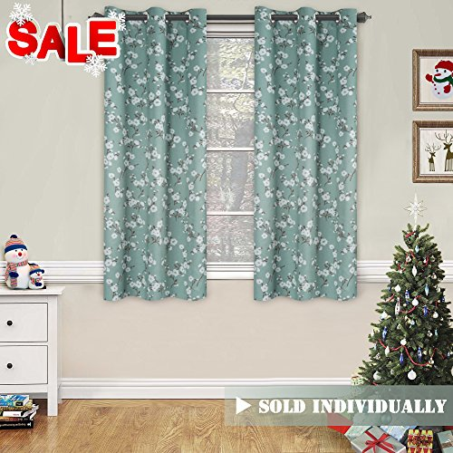 Popular Patterned Blackout Curtains: Amazon.com ZS22
