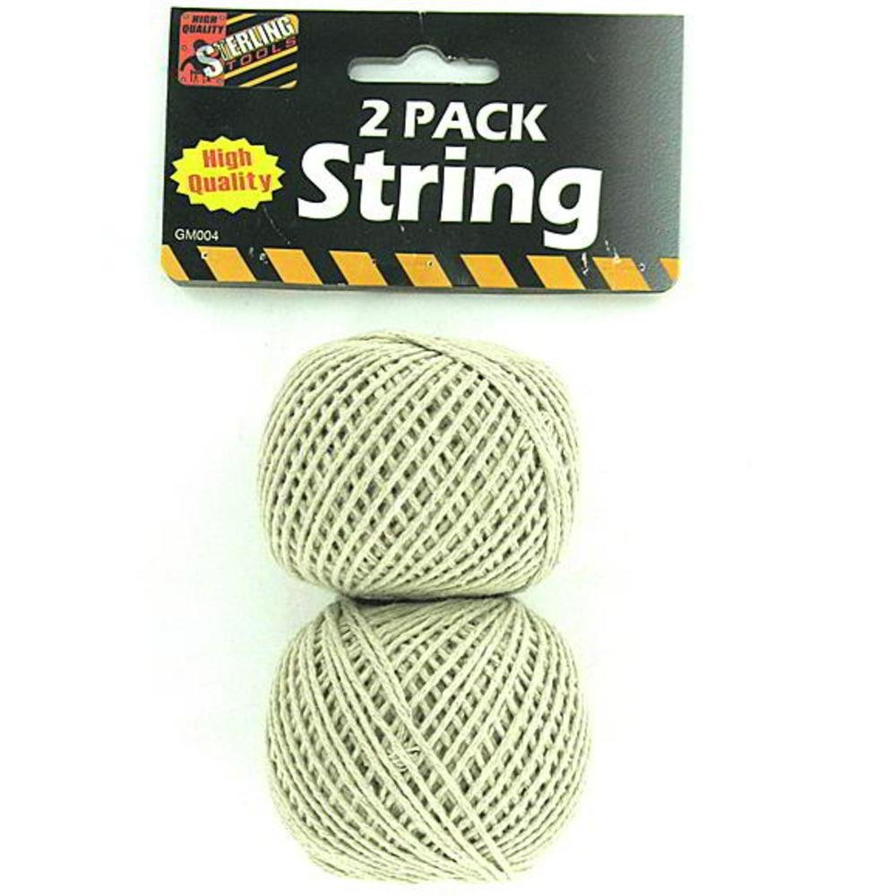 2 Pack all-purpose string - 24 Unit(s)